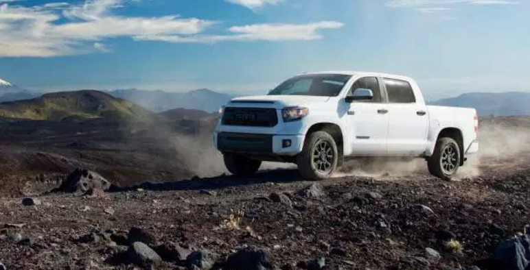 2019 Toyota Tundra Diesel Exterior