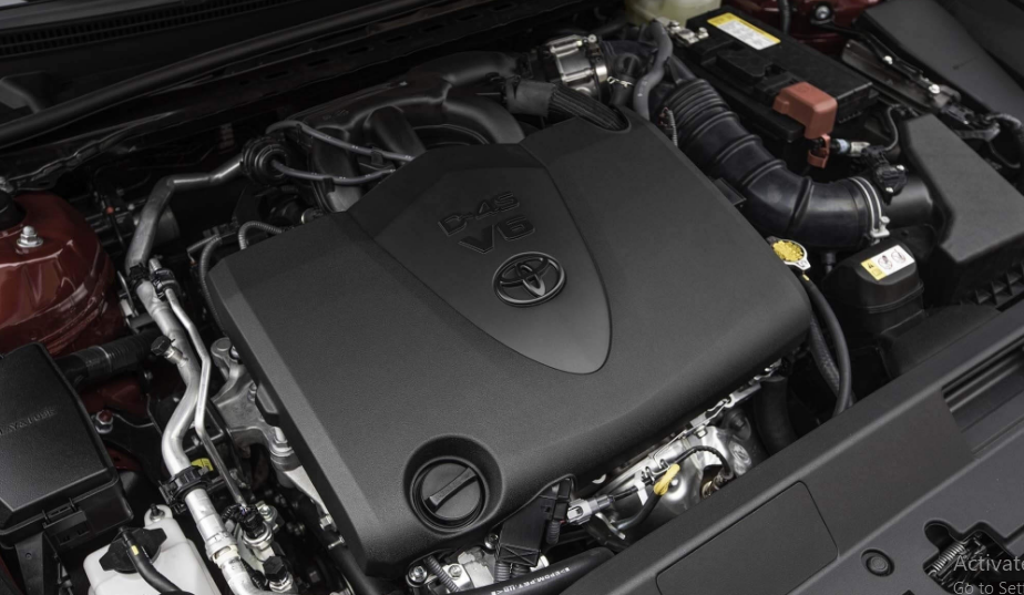 2020 Toyota Avalon Engine