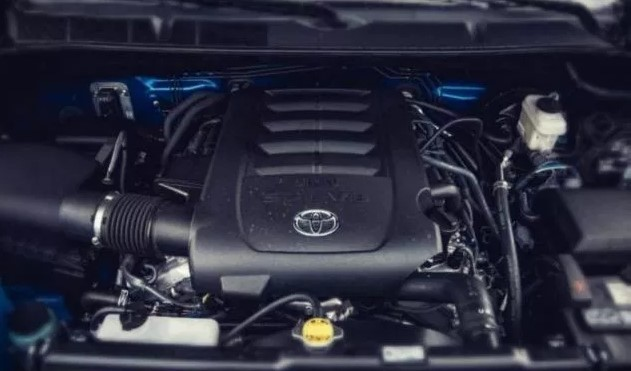 2020 Toyota Tundra Engine