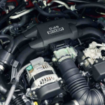 2020 Toyota Hilux Engine